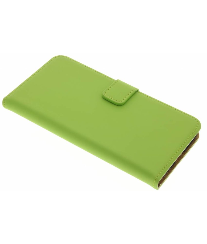 Selencia Luxe Book Case LG G5 (SE) - Groen