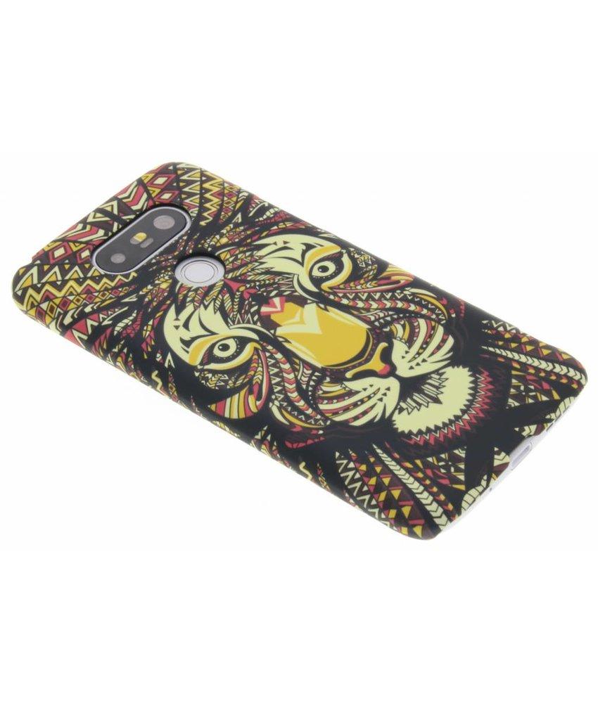 Aztec animal design hardcase LG G5 (SE)