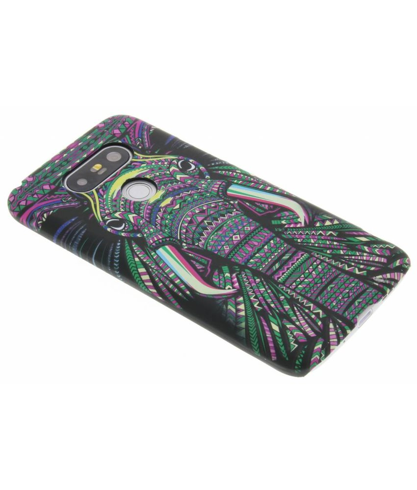 Aztec animal design hardcase LG G5 (SE)
