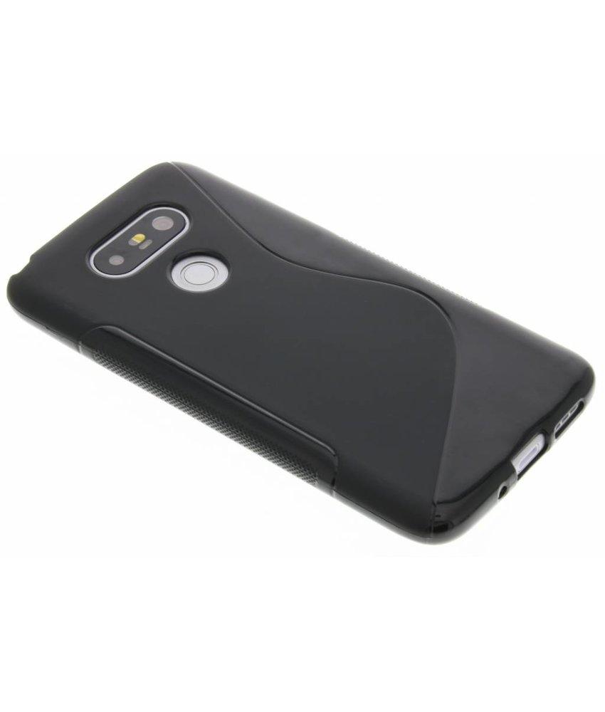 Zwart S-line TPU hoesje LG G5 (SE)