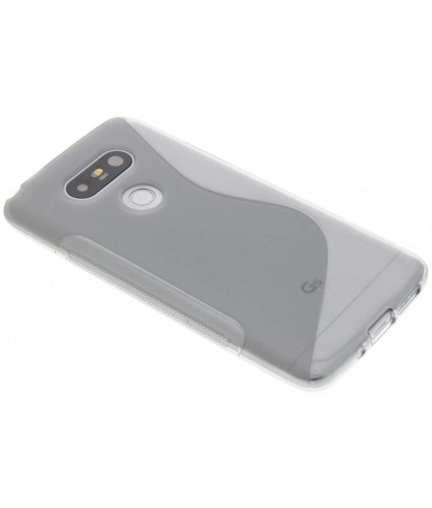 Grijs S-line TPU hoesje LG G5 (SE)