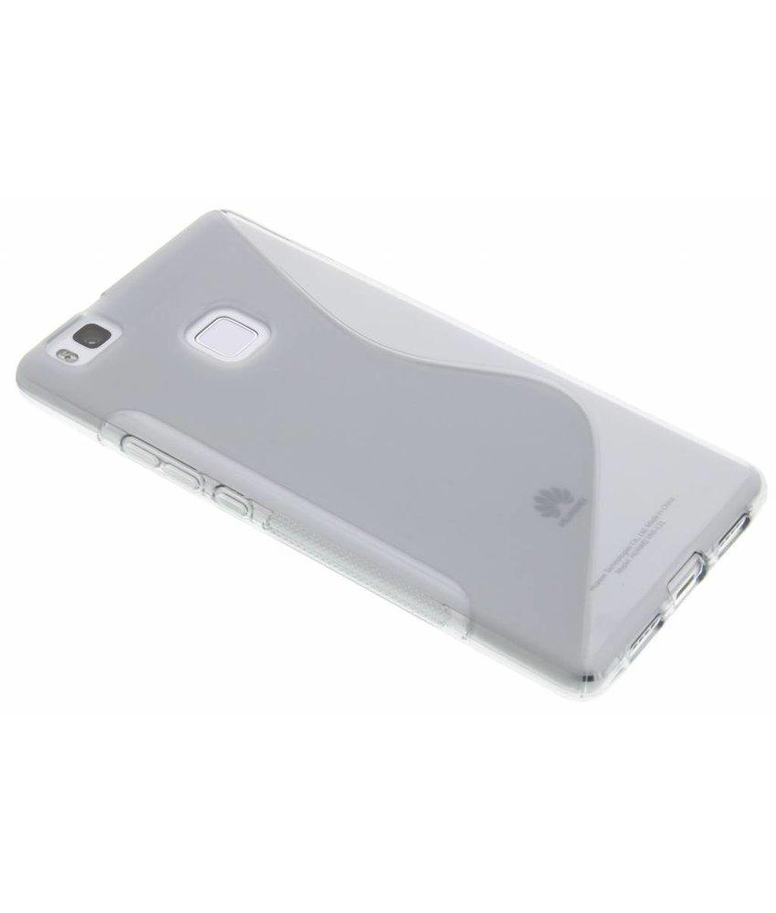 Grijs S-line TPU hoesje Huawei P9 Lite