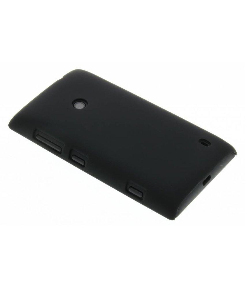 Zwart effen hardcase Nokia Lumia 520 / 525