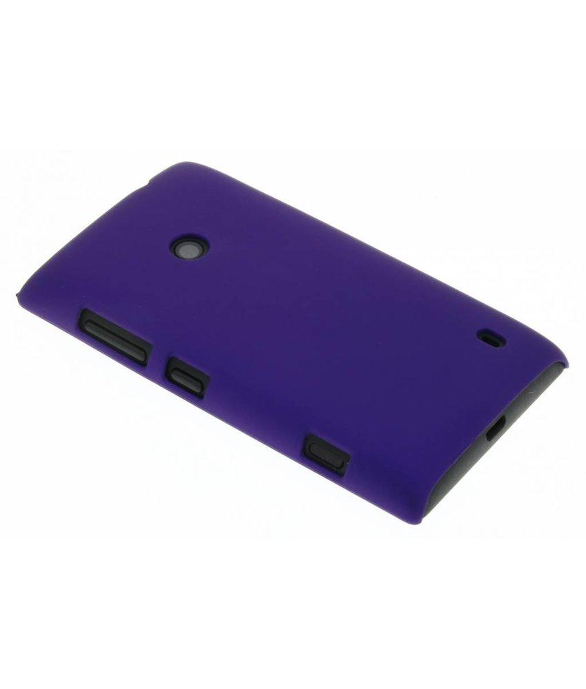 Paars effen hardcase Nokia Lumia 520 / 525