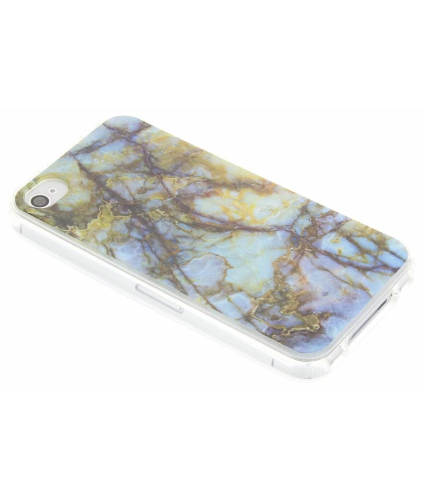Design TPU siliconen hoesje iPhone 4 / 4s