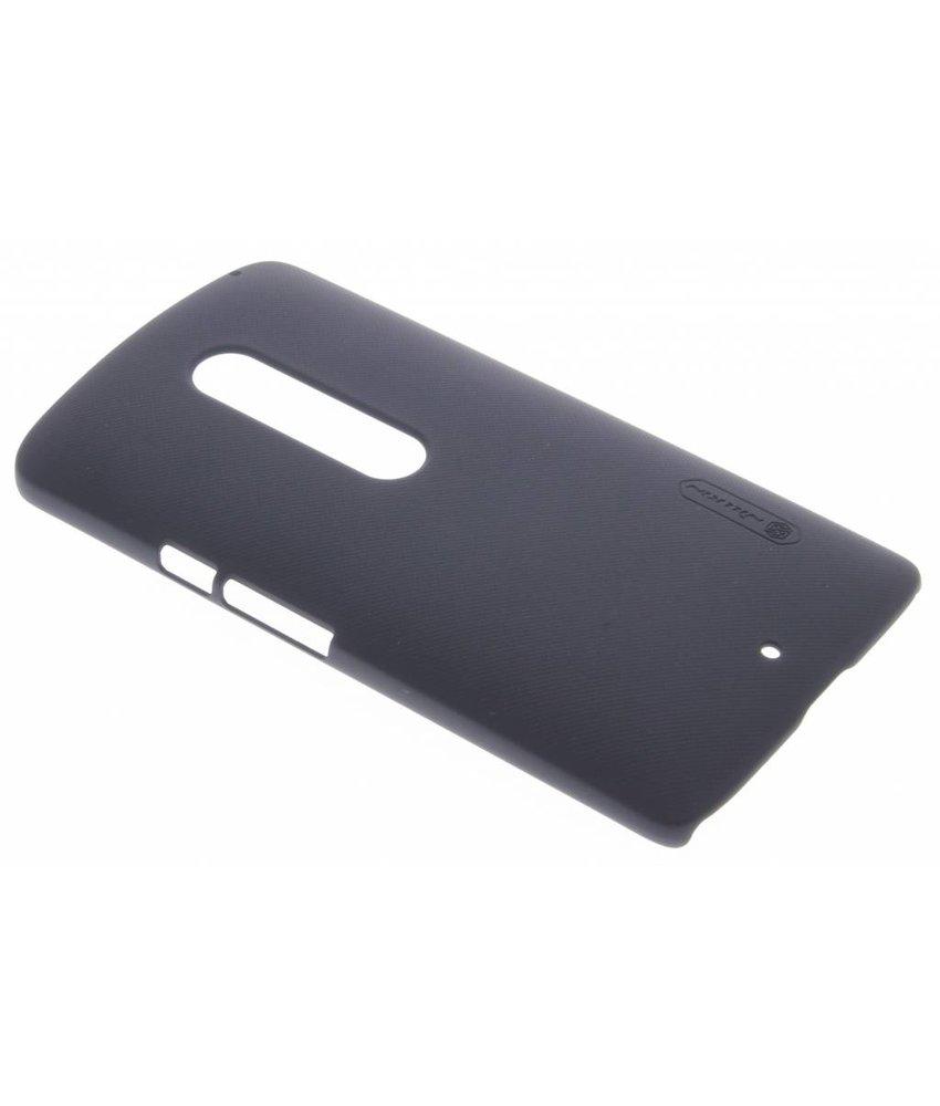 Nillkin Frosted Shield hardcase hoesje Motorola Moto X Play - Zwart