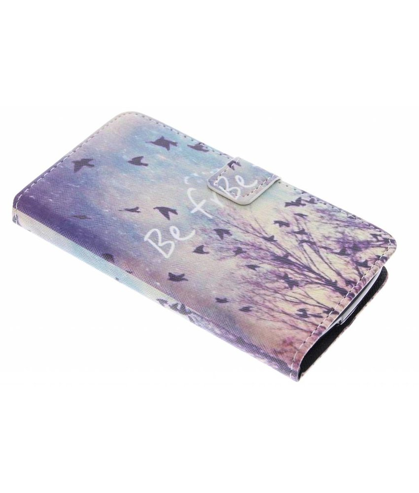 Design TPU booktype hoes Acer Liquid Z530