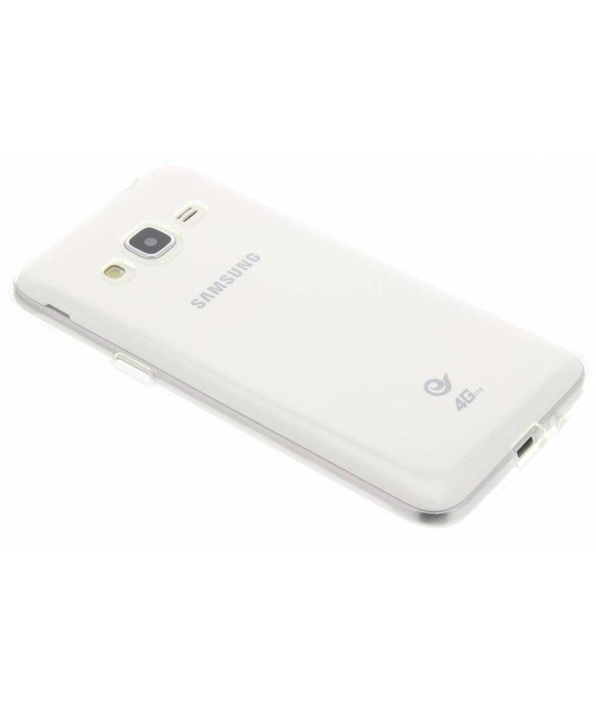 Transparant gel case Samsung Galaxy J3 / J3 (2016)