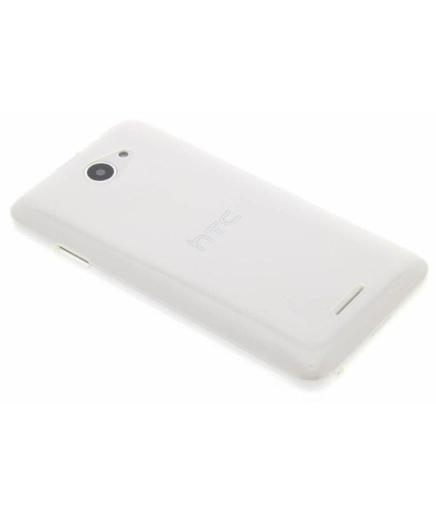 Ultra thin transparant TPU hoesje HTC Desire 516