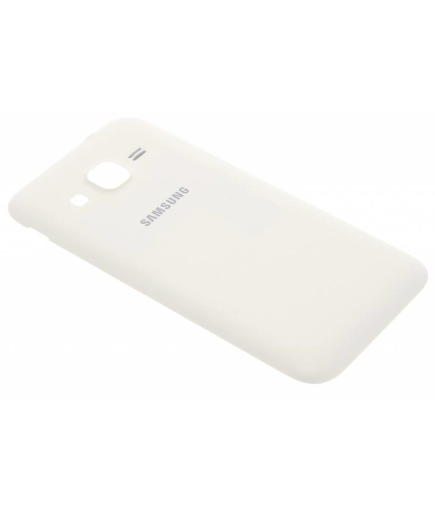 Samsung originele Back Cover Galaxy Core Prime - Wit