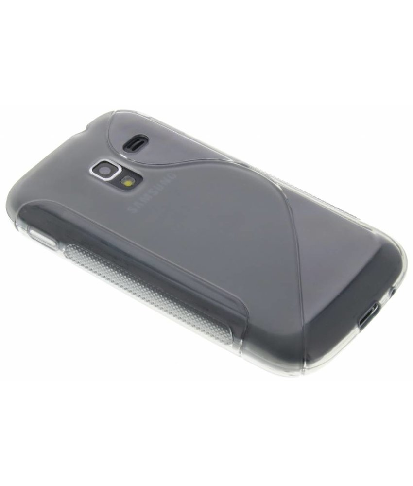 GrijsS-line TPU hoesje Samsung Galaxy Ace 2