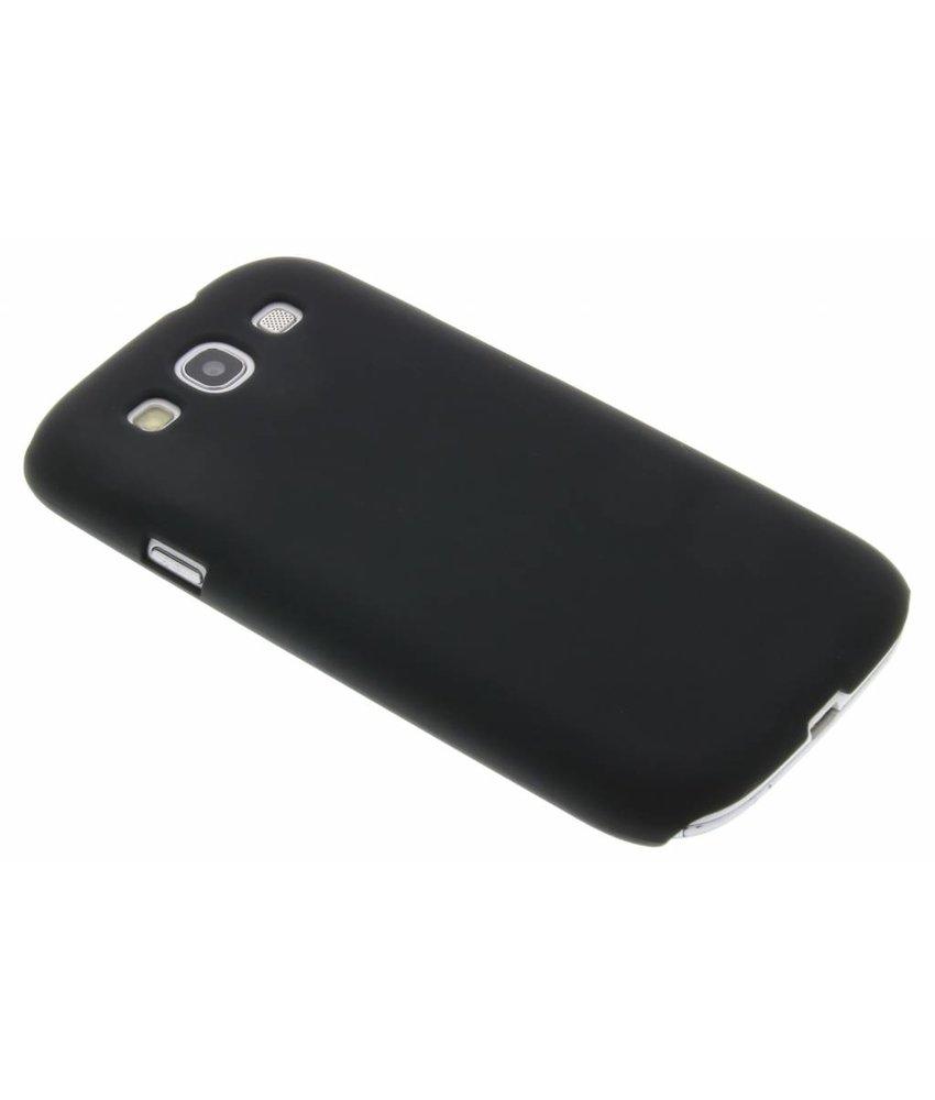 Zwart effen hardcase Samsung Galaxy S3 / Neo