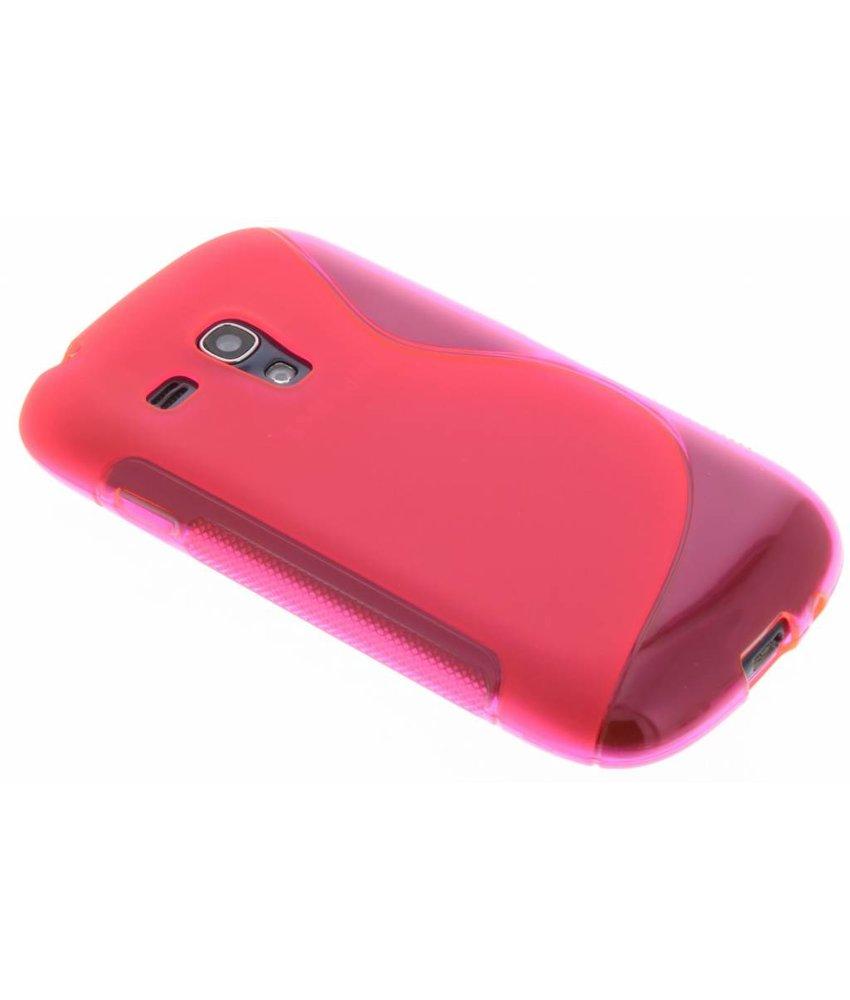 Rosé S-line TPU hoesje Galaxy S3 Mini
