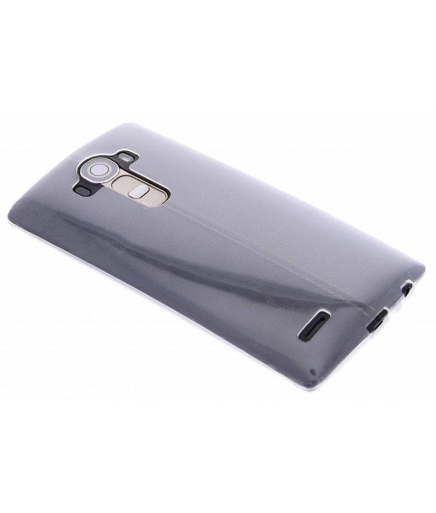 Ultra thin transparant TPU hoesje LG G4