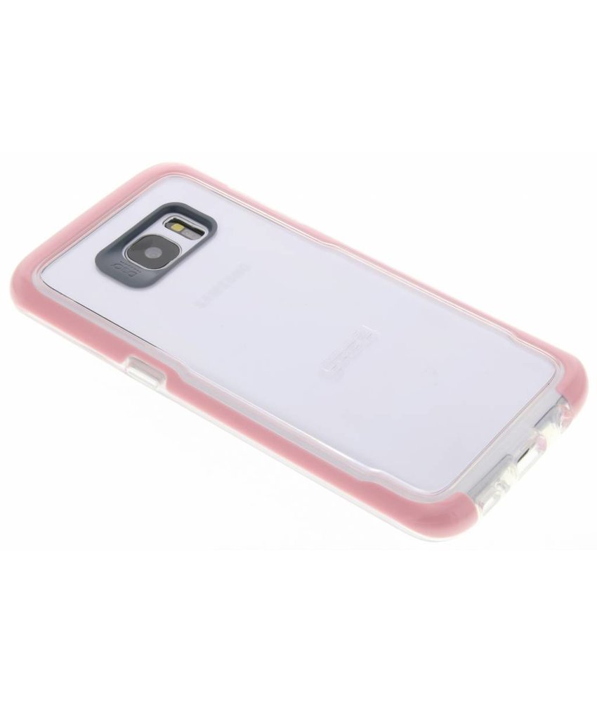 Gear4 D3O Piccadilly Case Samsung Galaxy S7 Edge - Roze