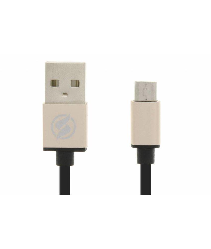 Selencia Micro-USB naar USB-kabel 1 meter