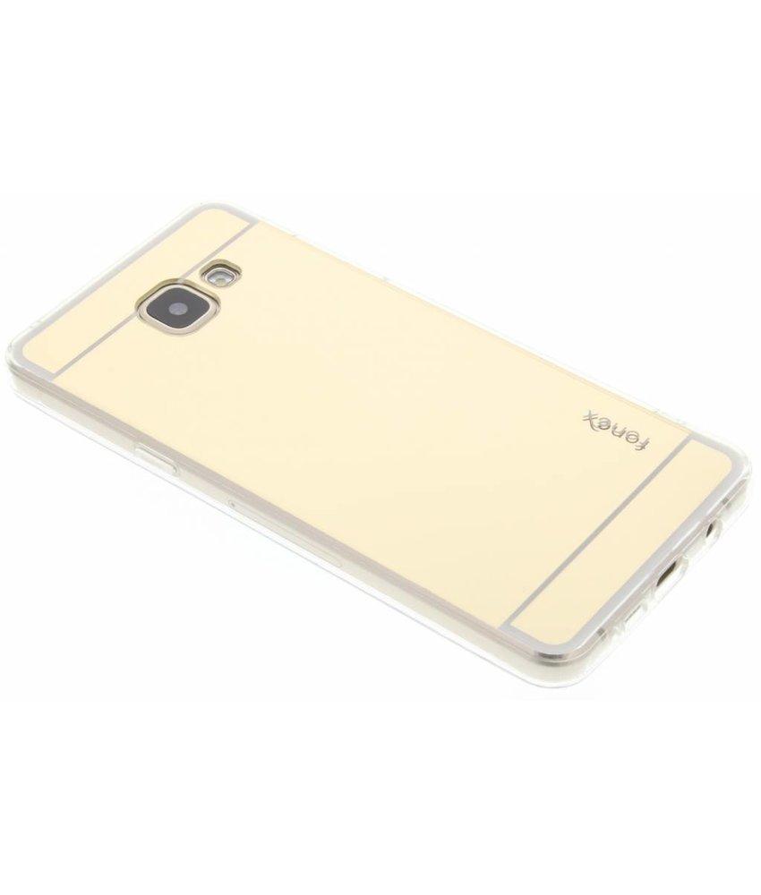 Fonex Mirror Vanity TPU Case Samsung Galaxy A5 (2016) - Goud