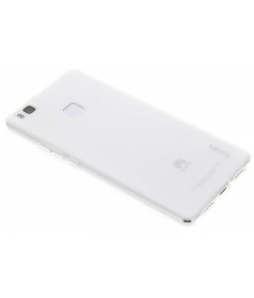 Fonex Invisible Ultra Thin Case Huawei P9 Lite - Transparant