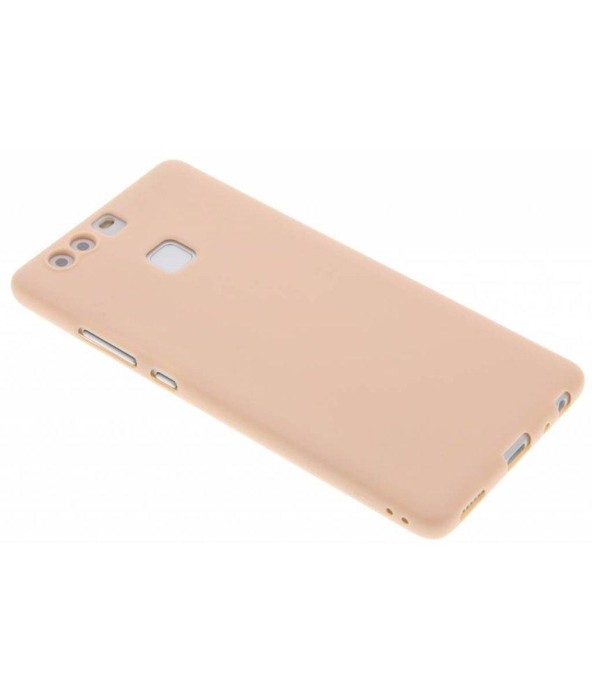 Poederroze Color TPU hoesje Huawei P9