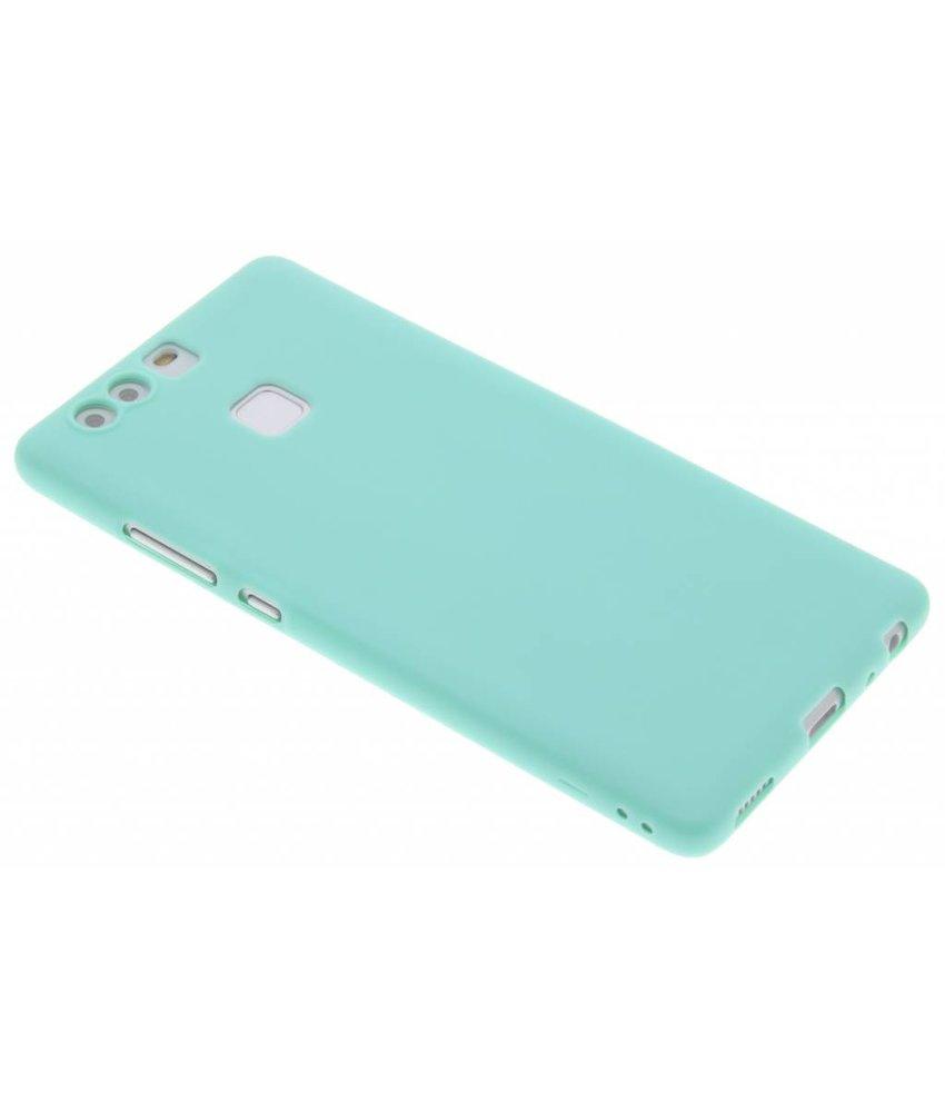 Mintgroen Color TPU hoesje Huawei P9