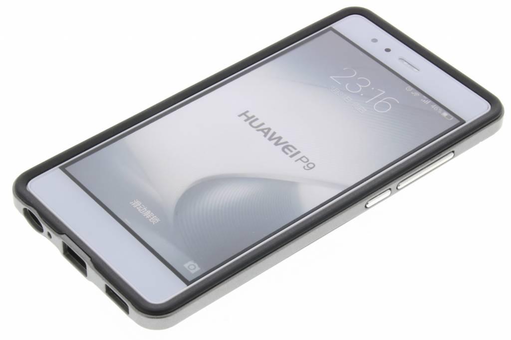 Gris Tpu Protège Cas Pour Huawei P9 hQNwE7scQv