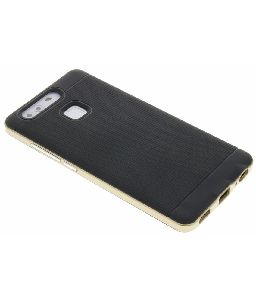 Goud TPU Protect case Huawei P9
