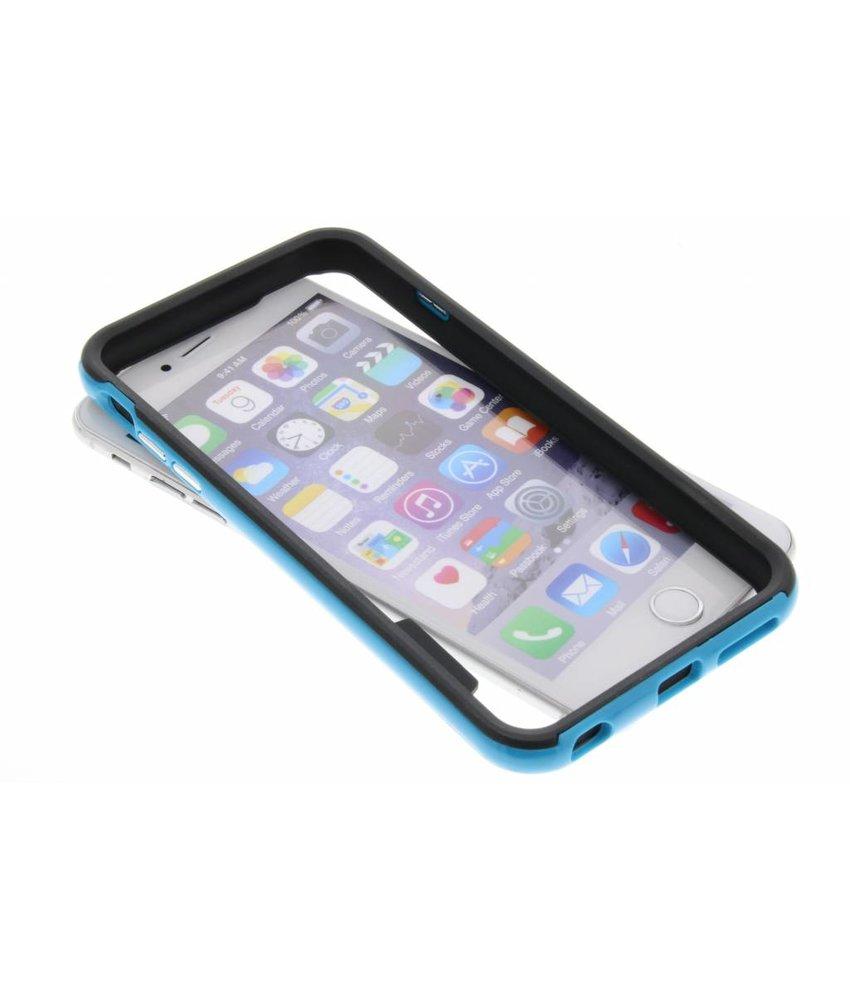 Blauw bumper iPhone 6(s) Plus