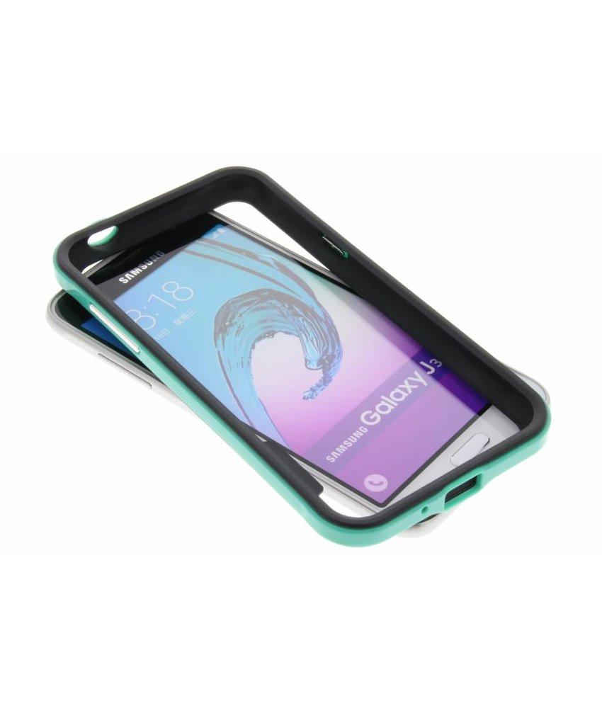 Mintgroen bumper Samsung Galaxy J3 / J3 (2016)