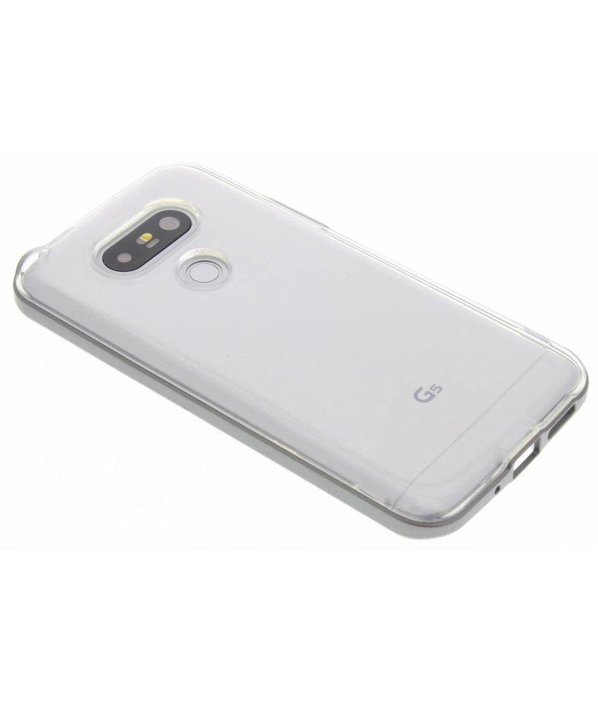 Grijs bumper TPU case LG G5 (SE)