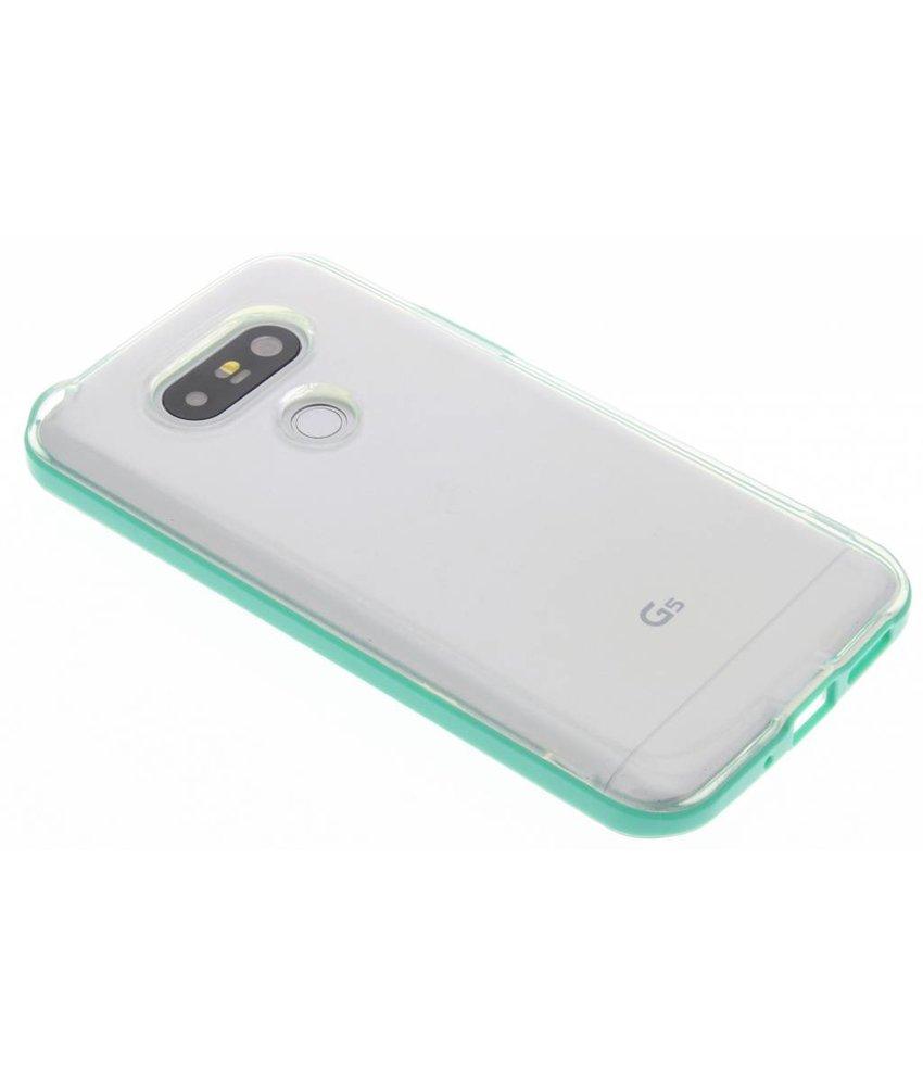 Groen bumper TPU case LG G5 (SE)
