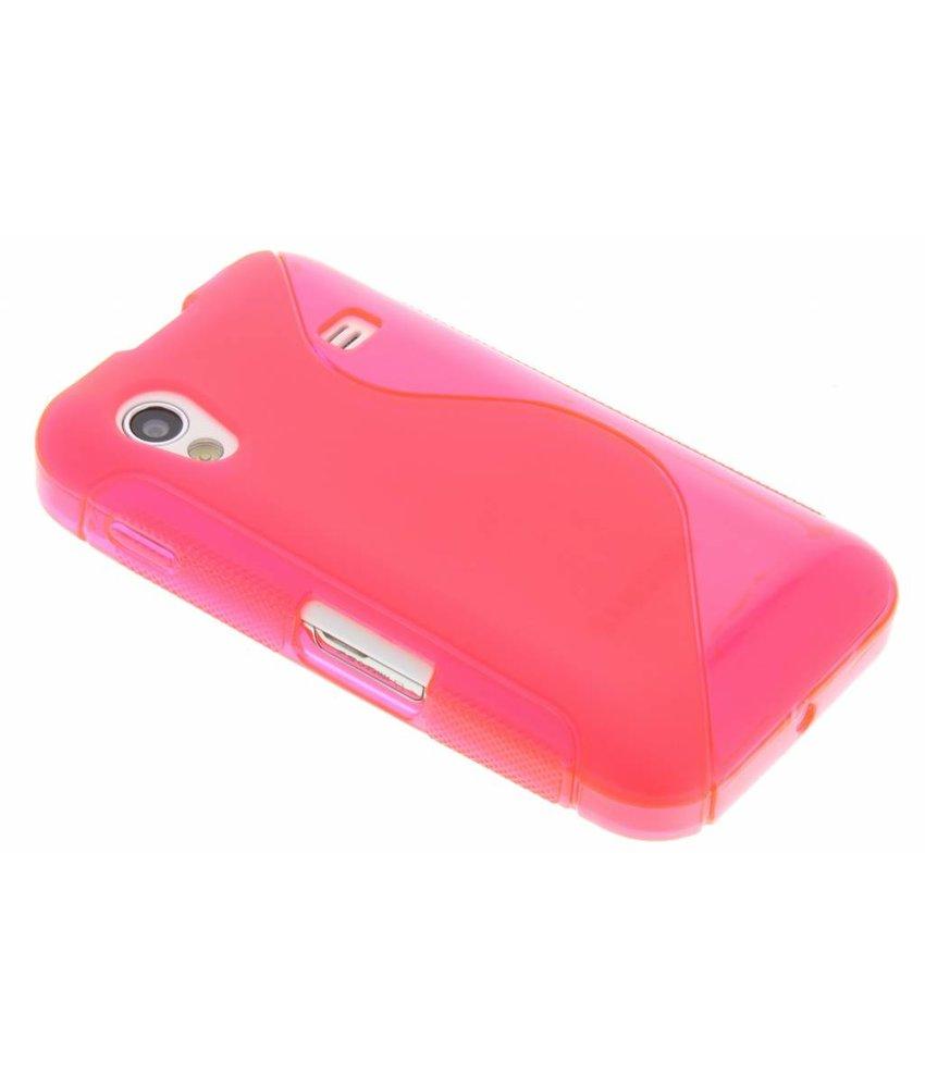 Rosé S-line TPU hoesje Samsung Galaxy Ace