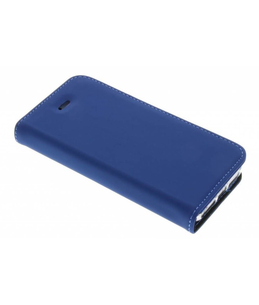 Accezz Booklet iPhone 5 / 5s / SE - Blue