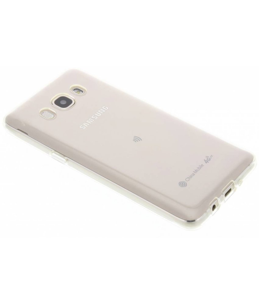 Accezz TPU Clear Cover + Glass Protector Samsung Galaxy J5 (2016)