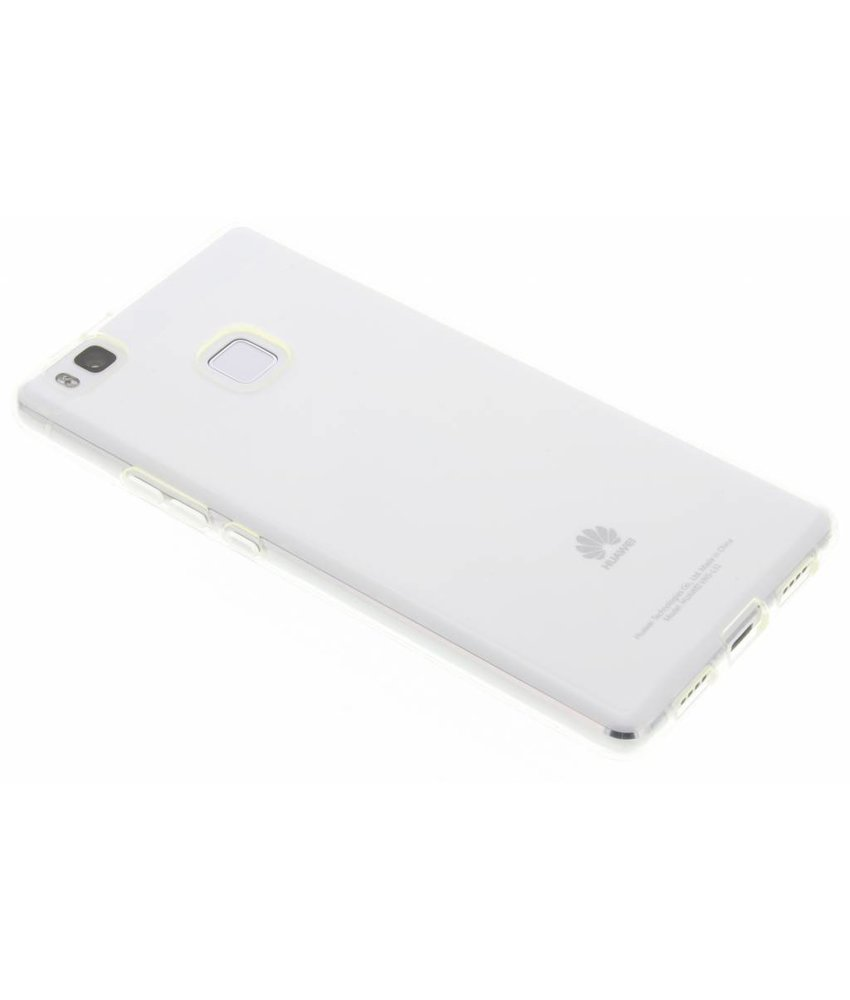 Accezz TPU Clear Cover + Glass Protector Huawei P9 Lite