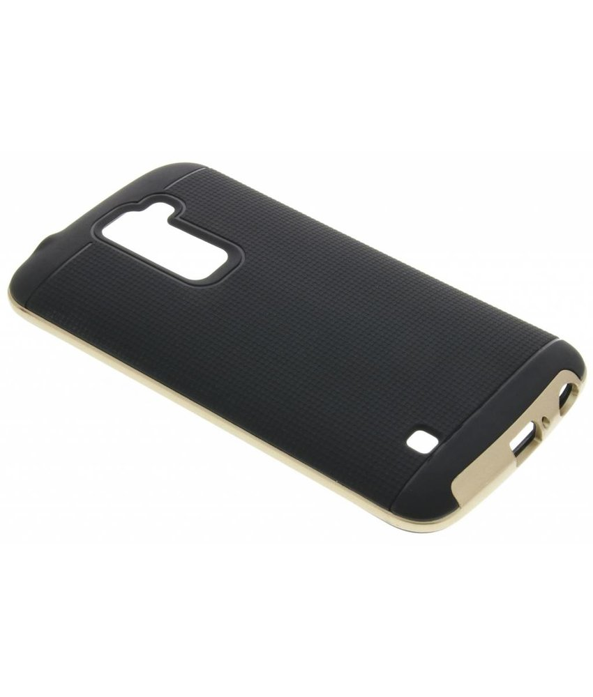 Goud TPU protect case LG K10
