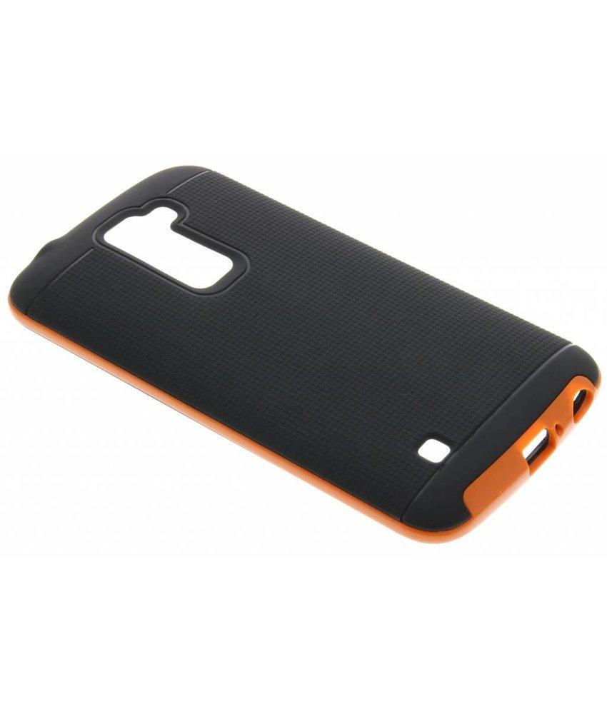 Oranje TPU protect case LG K10
