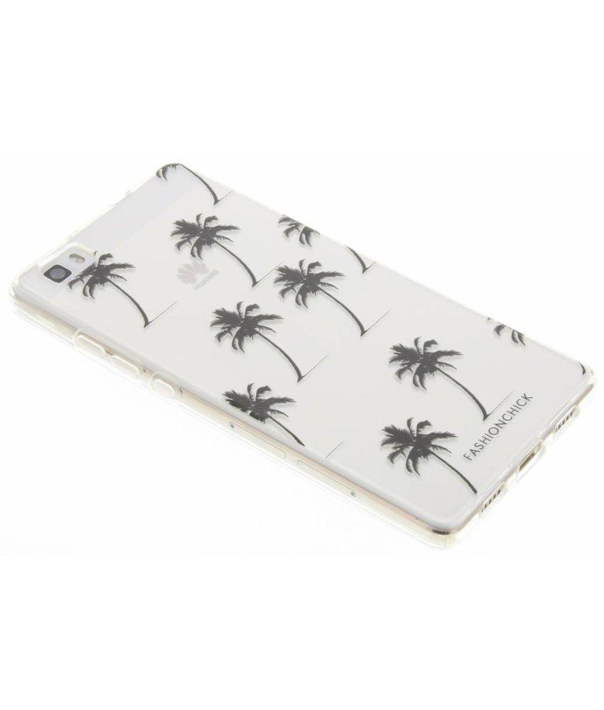 Fashionchick Palmtrees Softcase Huawei P8 Lite