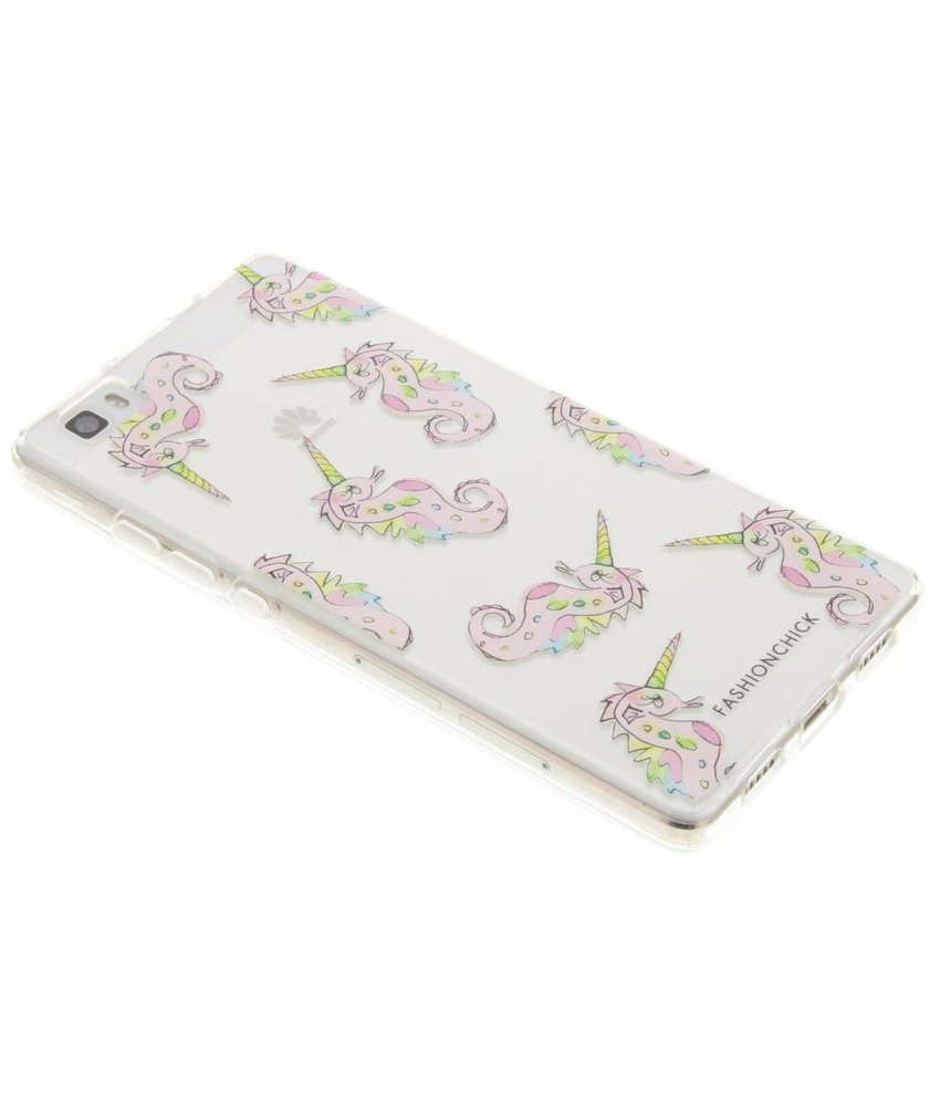 Fashionchick Unihorse Softcase Huawei P8 Lite