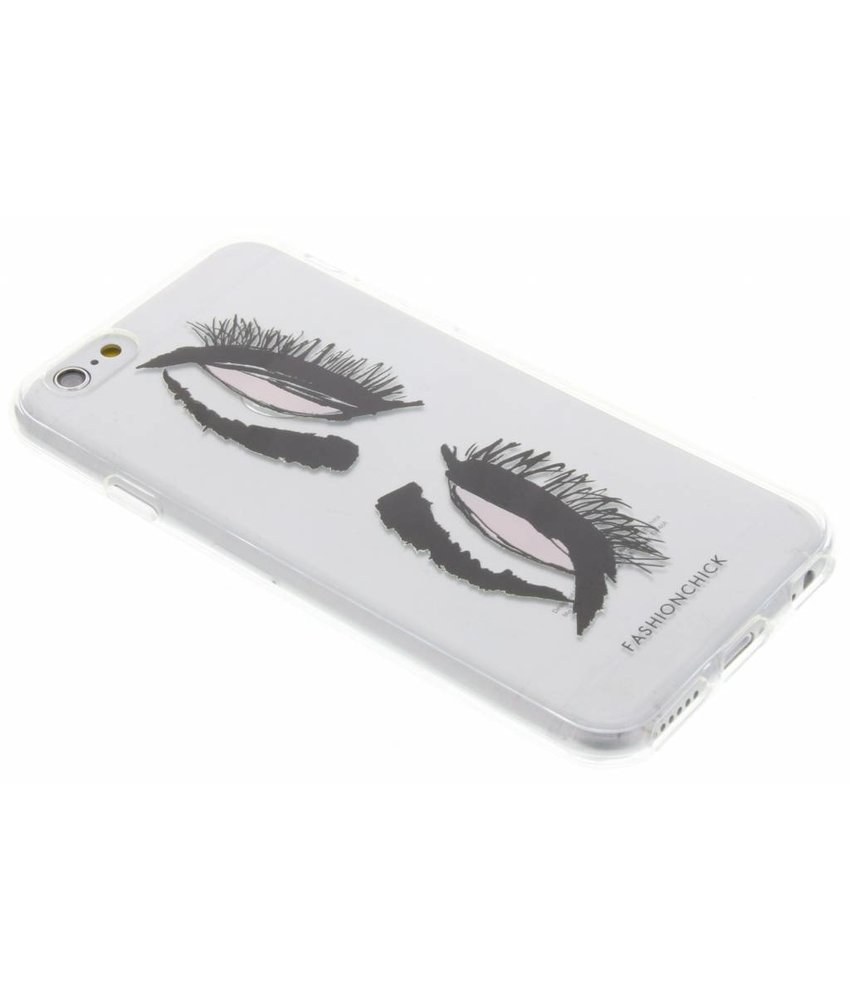 Fashionchick Eyes Softcase iPhone 6 / 6s