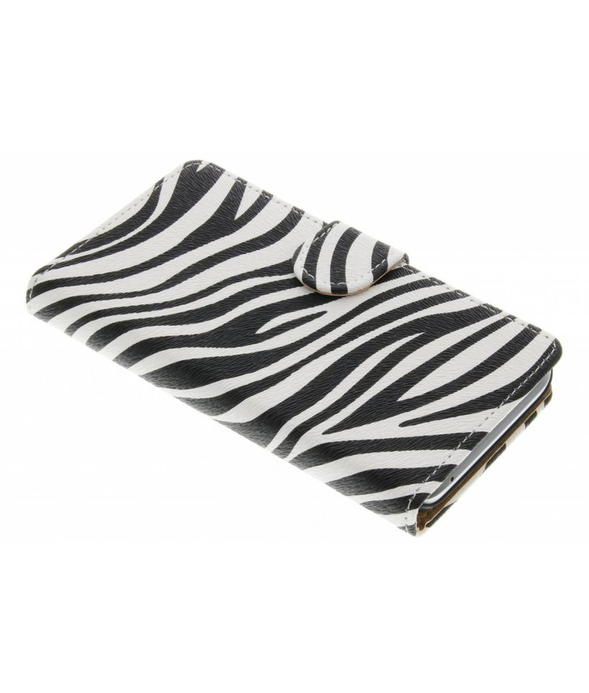 Zebra booktype hoes Huawei Y5