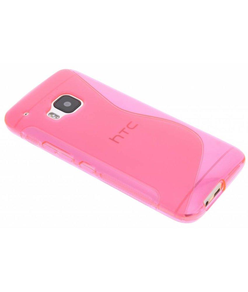 Rosé S-line TPU hoesje HTC One M9