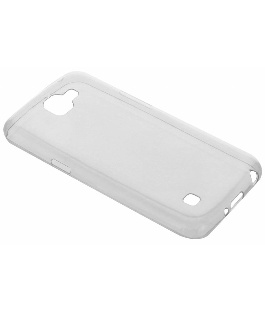 Ultra thin transparant TPU hoesje LG K4