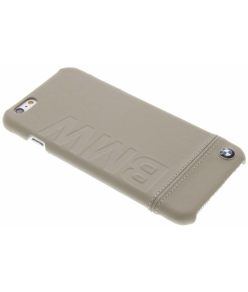 BMW Real Leather Hard Case iPhone 6(s) Plus