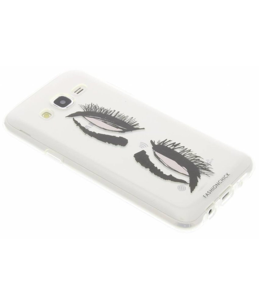 Fashionchick Eyes Softcase Samsung Galaxy J5