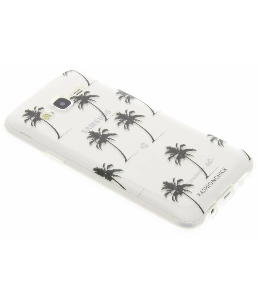 Fashionchick Palmtrees Softcase Samsung Galaxy J5