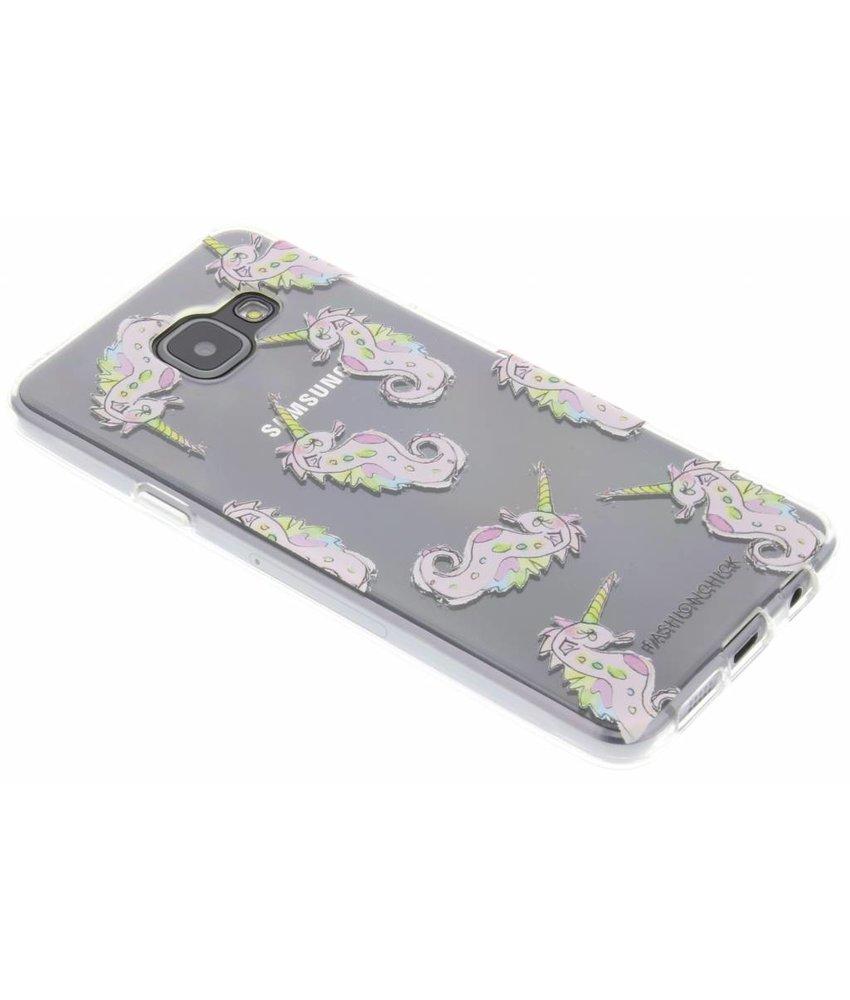 Fashionchick Unihorse Softcase Samsung Galaxy A3 (2016)