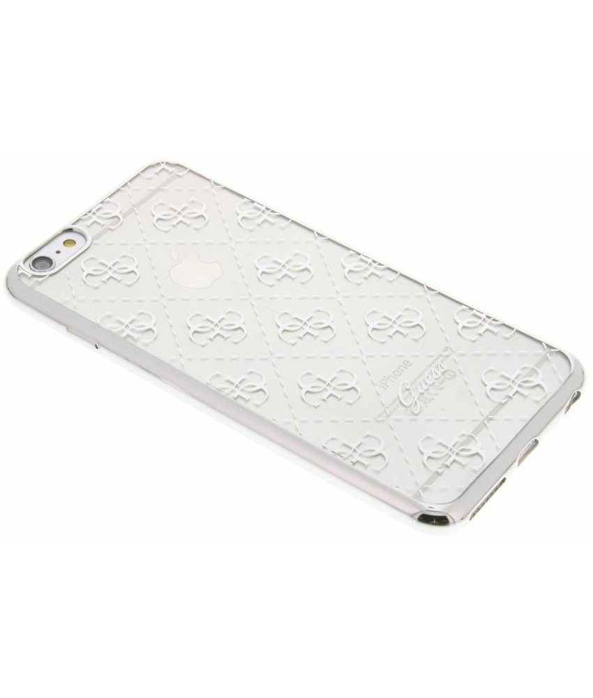Guess Scarlett TPU Case iPhone 6(s) Plus - Zilver