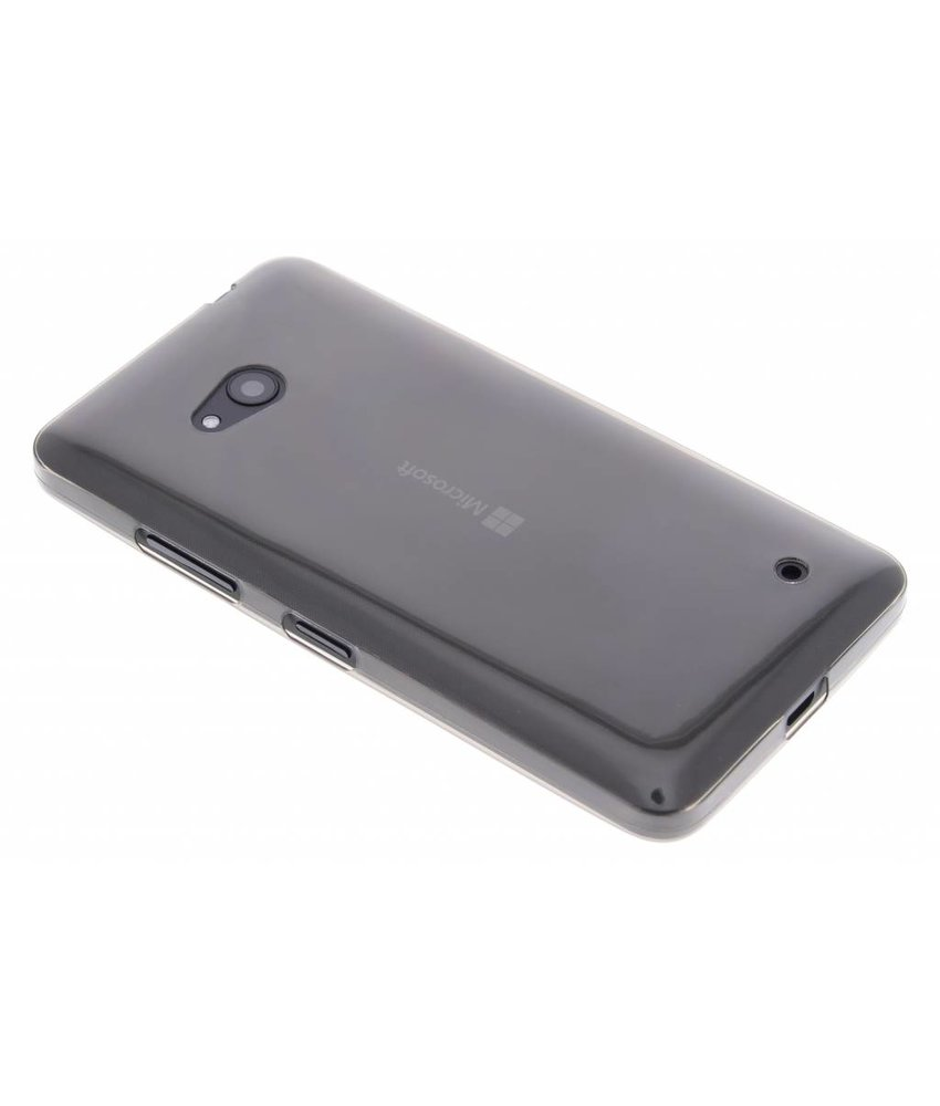 Ultra thin transparant TPU hoesje Microsoft Lumia 640