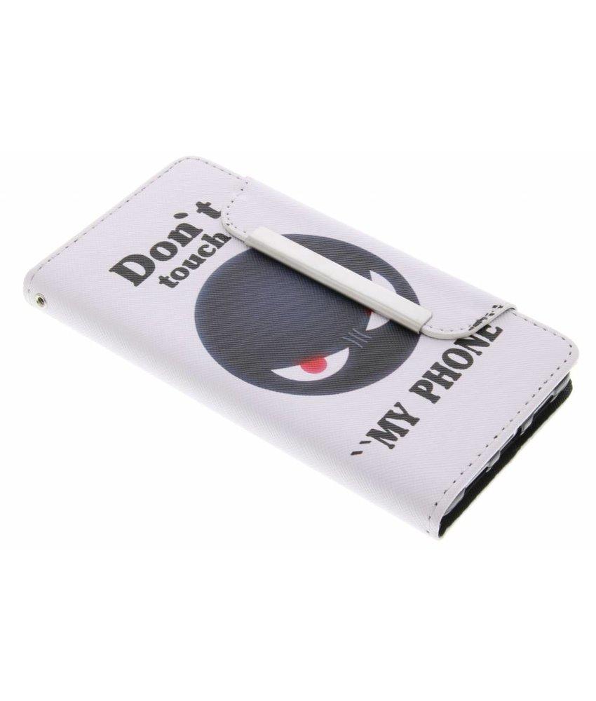Design TPU Wallet Case Huawei P9 Lite