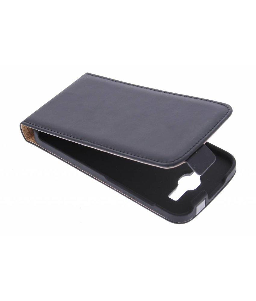 Selencia Luxe Flipcase Huawei Ascend Y540 - Zwart